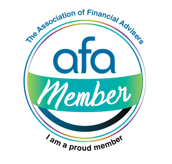 AFA Membership I am badge